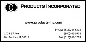 Products Incorporated