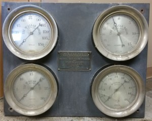 DMPS old steam dials